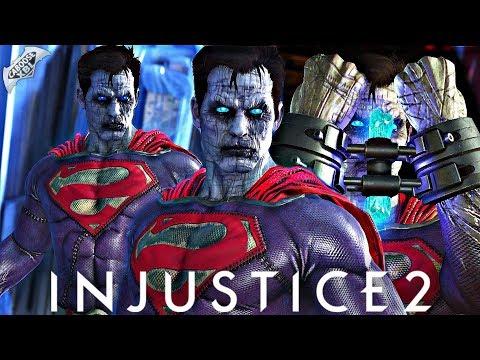 Injustice 2 - Bizarro Premier Skin Gameplay!
