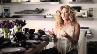 Kelly Hoppen: Classic Evening Dining Table Setting
