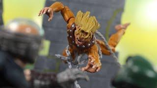 6 In MOC in hand Marvel Legends Wild Child Sugar Man Series