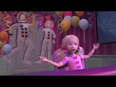 Барби: Жизнь в доме мечты. 69 серия Барби астронавт - YouTube