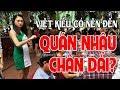 """Việt Kiều có nên đến """"Quán Nhậu Chân Dài"""" nhiều em gái trẻ Đẹp ăn nhậu dịp Tết 2018?"""