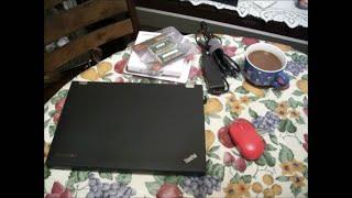 Lenovo Thinkpad T420 in 2016-2017