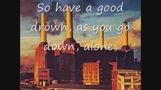 Pink Floyd   Dogs   w lyrics