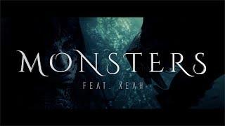 Download Monsters - Tommee Profitt (feat. Xeah)