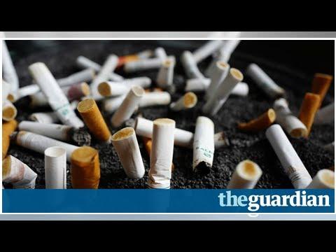 Tobacco mea culpa: companies to run 'corrective statements' on smoking