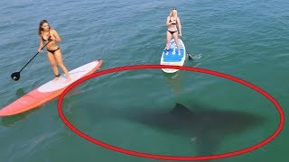 5 Scary Things Caught on Camera By Drones / GoPro Karma
