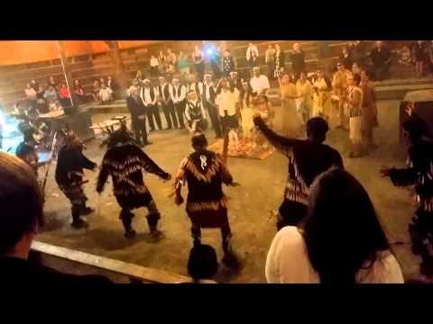 Tzinquaw Performance - Victory Song Sept 25 2015