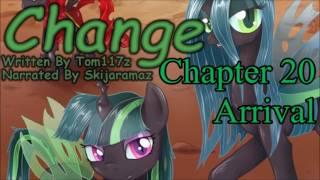 mlp fim fanfiction reading change chapter 20