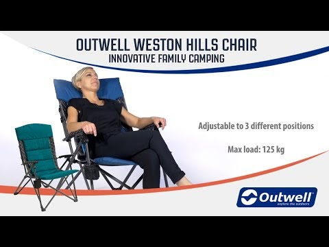 Outwell Weston Hills Chair | Innovative Family Camping
