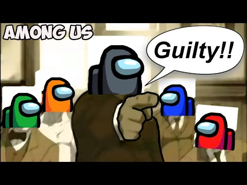 Among Us Emergency Meeting Guilty Meme Among Us Know Your Meme