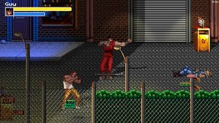 Streets of Chaos - Streets of Rage fan game made with Unity 3d - Video 6 -  Introducing Guy by Streets of Chaos