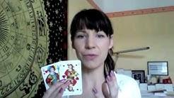 Skat Kartenlegen mit Claire: Die Buben