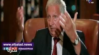 مدير مؤسسة الفكر العربي: رؤية مصر للتنمية «تبشر بالخير».. فيديو