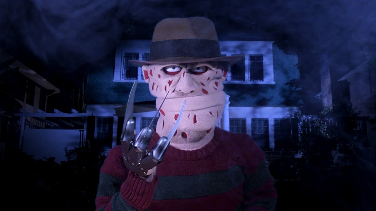 Dream a Little Dream ft Freddy Krueger