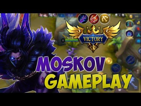 Bu Heroyu Oynamıyorum YAŞIYORUM | Jin Moskov Epic Mobile Legends Bang Bang thumbnail