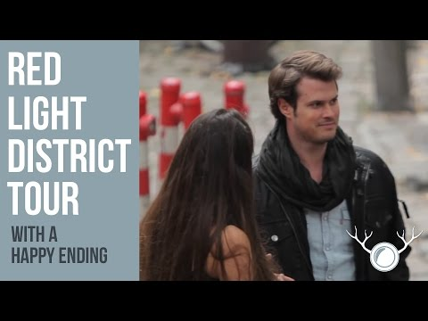 Red Light District tour with happy ending