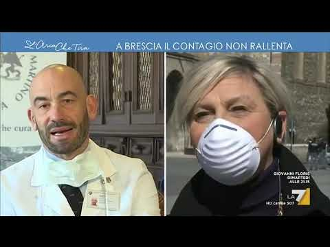 La proposta dell'infettivologo Matteo Bassetti: 'Il saturimetro aiuterebbe molto, ci dice la ...