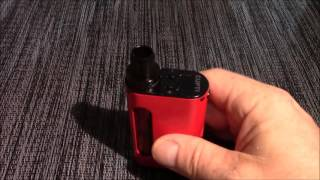 quick easy fix for the kanger cupti spitting spitback flooded coil