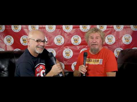 Sammy Hagar Interview - KSHE 50th Birthday Party