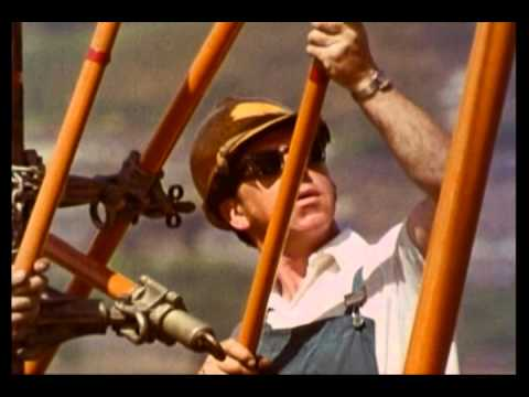 Power Links (1973) Electricity Council Film - substations and power lines - UK Industrial Film
