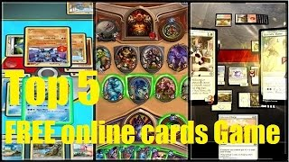 [TOP 5] FREE online card games | Jeux de carte en ligne Gratuit