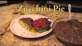 Zucchini Pie 11