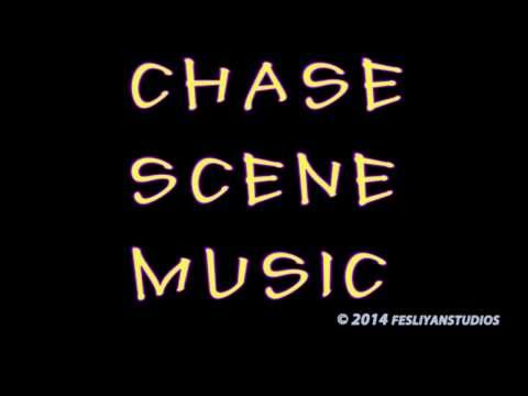 Chase Scene Music  2 minutes Dark Action Film  Movie Track