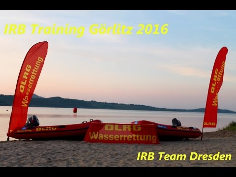 IRB Training Berzdorfersee 2016 Team Dresden