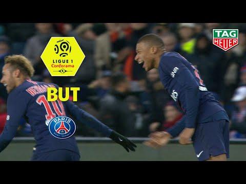 But Kylian MBAPPE (70') / Paris Saint-Germain - LOSC (2-1)  (PARIS-LOSC)/ 2018-19