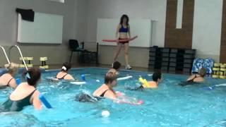 Аква фитнес нудлс
