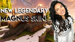 *New Magnus Legendary Skin!* Solo Gameplay! /615+ Wins, 8K Kills/🗯️ Fortnite Battle Royale Console