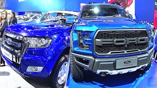 TOP 3 2016, 2017 Ford SUVs Ford Raptor F150, Ford Ranger, Ford Everest 2016, 2017 model