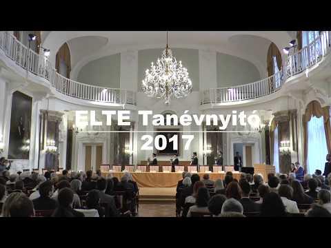 ELTE Tanévnyitó 2017