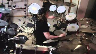 Rush The Camera Eye(Live) Drum Cover