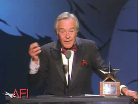Jack Lemmon Accepts the AFI Life Achievement Award in 1988