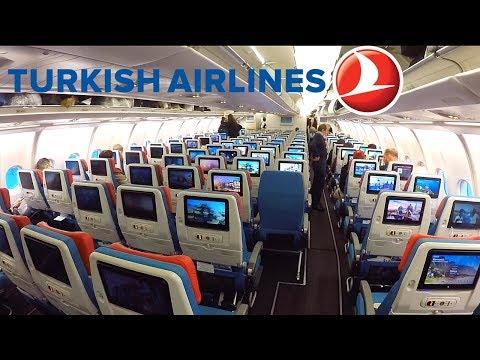 FLIGHT REPORT / TURKISH AIRLINES A330-300 / ISTANBUL - KIEV