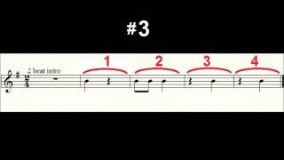 rhythm trainer 4