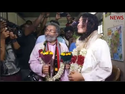 Love trumps hate: Irom Sharmila defies opposition, gets married in Kodaikanal