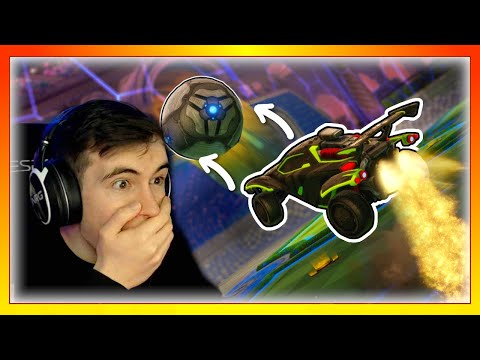 Scoring my best Rocket League goal OF ALL TIME | Musty MOMENTS 15 🐮