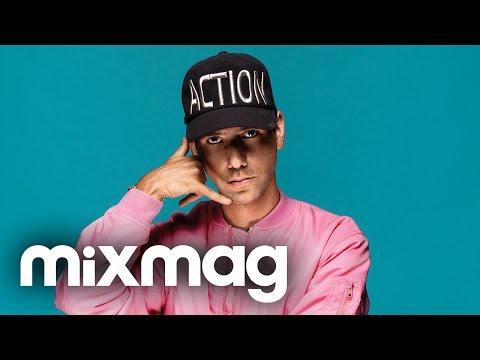 Tiga Mixmag Cover CD October 2014