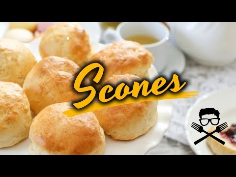 How To Bake Easy Scones