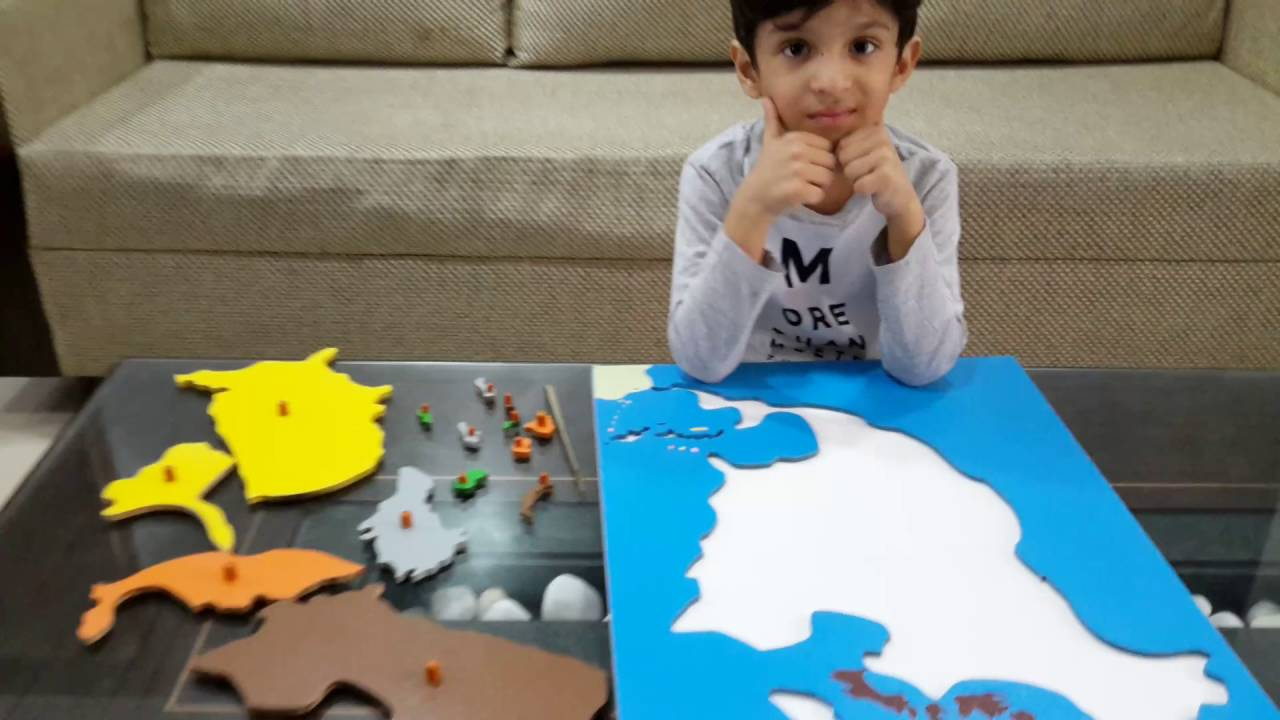 Mokshs world geography activity34 identifying countries of north mokshs world geography activity34 identifying countries of north america montessori puzzle map youtube gumiabroncs Image collections