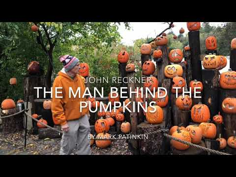 The Man Behind the Jack-O'-Lantern Spectacular