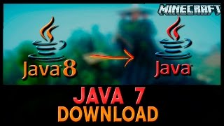 Download do JAVA 7 (32/64 bits) - Tirar Erros do MINECRAFT (TECHNIC/FTB/etc)