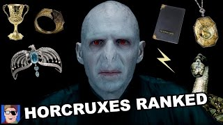 Voldemort's Horcruxes Ranked
