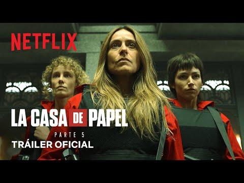 La casa de papel: Parte5 (Volumen1) | Tráiler oficial | Netflix