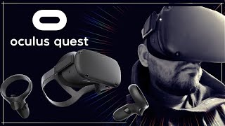Incredible Oculus Quest All-in-One VR Headset - Setup / Gameplay