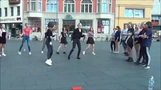 EGKO Random Dance Halle Saale 11.08.2018 Germany