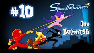 The Jnx spelar Speedrunners | #10 | Trycker på alla knappar samtidigt