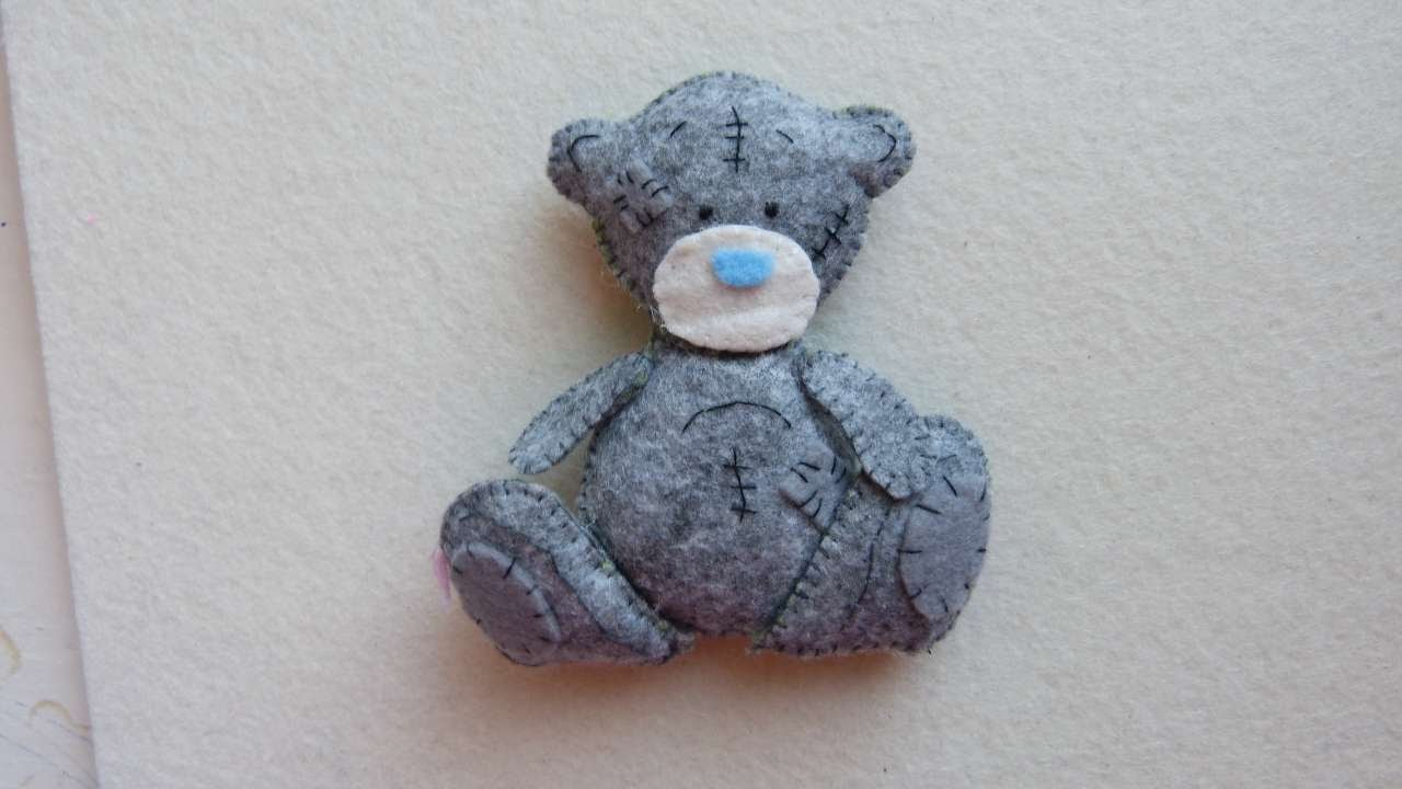 How to sew an adorable stuffed teddy bear diy crafts tutorial how to sew an adorable stuffed teddy bear diy crafts tutorial guidecentral jeuxipadfo Images